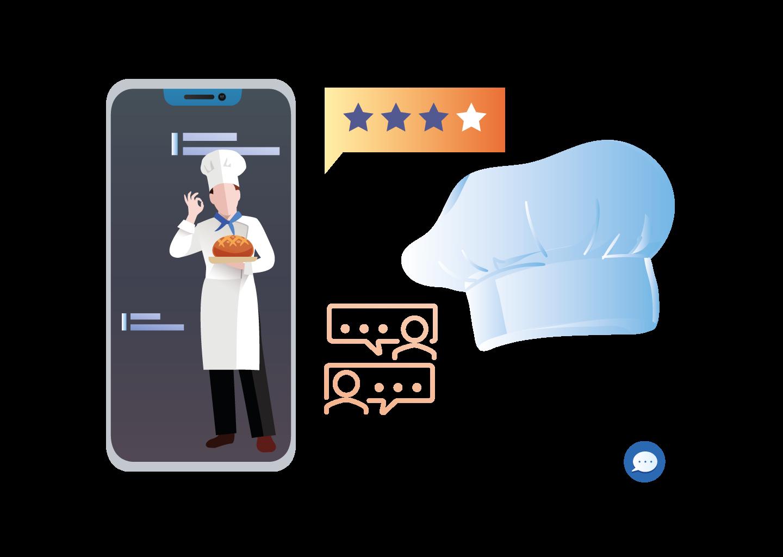 blog de marketing para chefs
