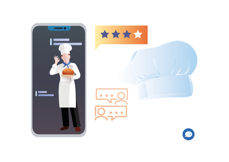 marketing blog for chefs