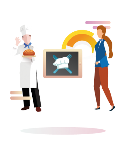 Content marketing strategy for Restaurants and chef